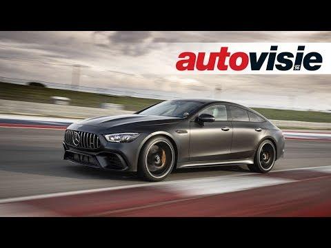 Mercedes-AMG GT 63 S 4-Door Coupé (2018) - Test - Autovisie Vlog