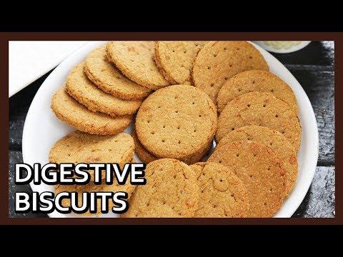 Atta Biscuits Recipe | Whole Wheat Jaggery Biscuits In A Kadai | Wheat Flour Biscuits