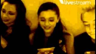 Ariana Grande - TwitCam - 11/13/12 - Part 5