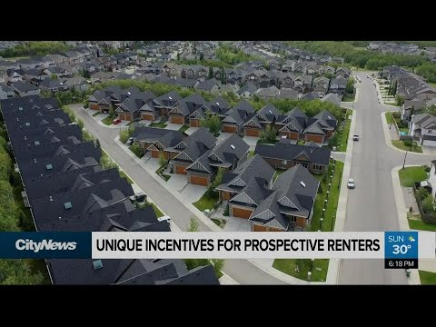 Landlords offering crazy incentives to renters