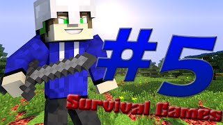 Minecraft | Survival Games Ep 5 | Muchacho!