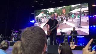 """Weird Al"" Yankovic makes Tacky entrance (June 21, 2015) Fraze Pavilion, Kettering"