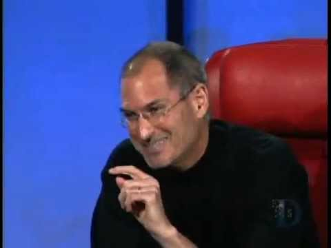 Steve Jobs on how technology changes the world
