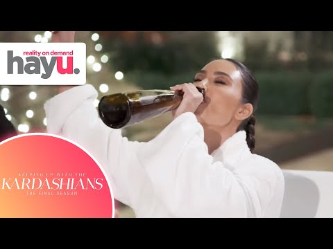Mums Gone Wild | Season 20 | Keeping Up With The Kardashians