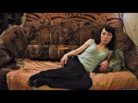 Chilling Russian Krokodil Cookhouse Video