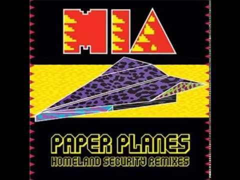 M.I.A. - Paper Planes 1 HOUR VERSION
