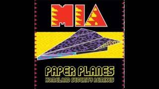 M.I.A. - Paper Planes 1 HOUR VERSION
