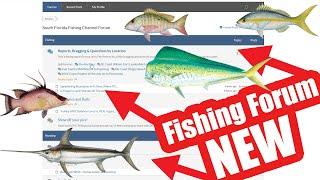New Fishing Forum! Leave a Post & WIN fishing gear + Giveaway Winner Picked