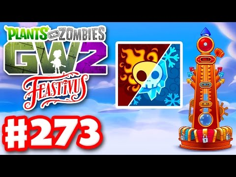 Fire and Ice Community Challenge! - Plants vs. Zombies: Garden Warfare 2 - Gameplay Part 273 (PC)