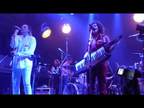 Arcade Fire - Headlights Look Like Diamonds (Live) - York Hall East London - 05/07/17