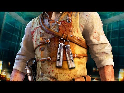 BLUNDELL EXPLAINS EMPTY BLOOD VIALS IN BLOOD OF THE DEAD TRAILER (Black Ops 4 Zombies EXCLUSIVE)