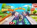 Talking Tom Gold Run Android Gameplay Ginger Funny Game # 2