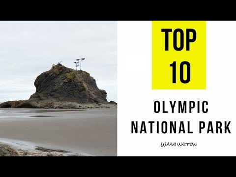 Top 14. Tourist Attractions & Things to Do in Olympic National Park, Washington