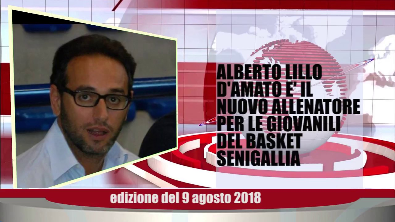 Velluto Notizie Web Tv Senigallia Ed  09 08 2018