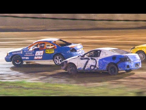 Challenger Feature | Eriez Speedway | 7-28-19