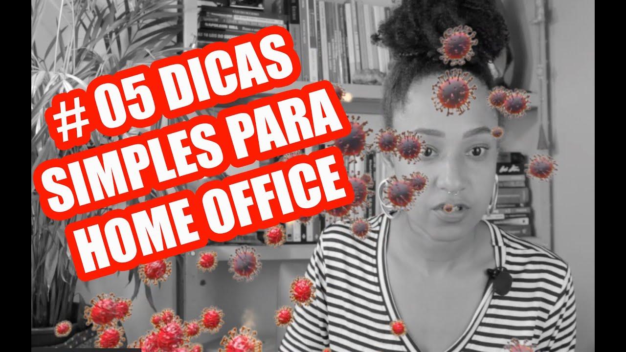 05 DICAS SIMPLES DE DECORAÇÃO PARA HOME OFFICE | FAÇA VOCÊ MESMO!