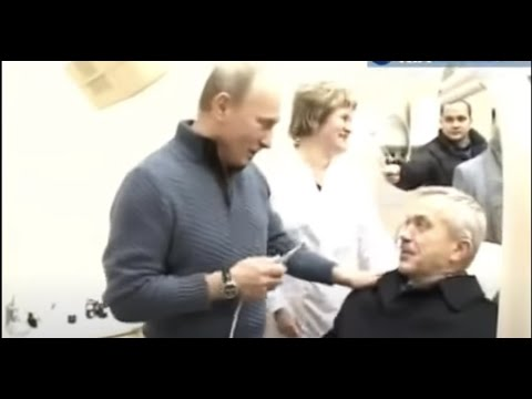 KGB METHODS: Putin scares Provincial Governor into compliance with dental drill
