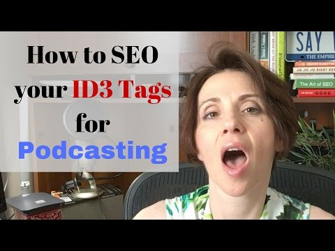 How to SEO your ID3 Tags for Podcasting (Audacity)