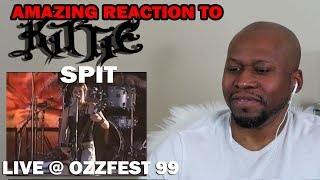 KITTIE- SPIT (LIVE FROM OZZFEST 99) REACTION AND THOUGHTS ON THE BAND