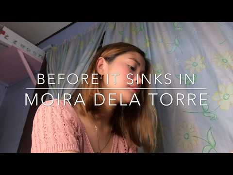 Before It Sinks In - Moira Dela Torre (Cover by Raina) + HAPPY 50K SUBS MGA PATATAS!!!!