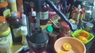 Sumo Hand Press Juicer Machine कैसी हैं (Hindi) (Live Video)