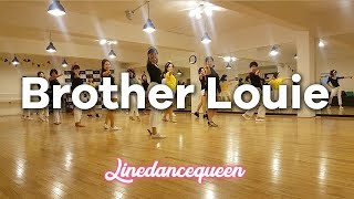 Download lagu Brother Louie Line Dance Demo
