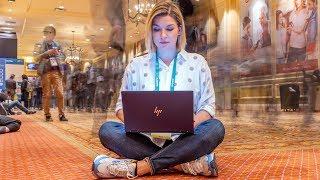 Recensione HP Elite Dragonfly: il PC ultra leggero per lavorare