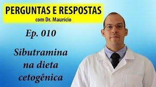 Sibutramina e Dieta cetogênica - Perguntas e Respostas com Dr Mauricio Ep 010