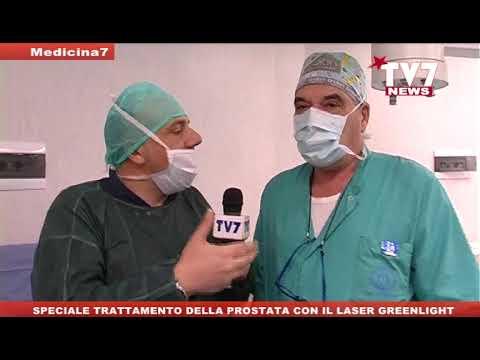 intervento prostata laser controindicazioni volume 2