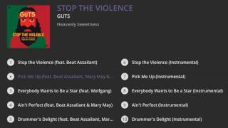 Guts - Stop the Violence  ( Full Album)