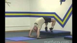 Matt Furey Combat Stretching