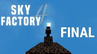 ¡NO PUEDO MÁS! - Sky Factory 4 #19 (FINAL)