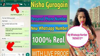 Real Phone Number Of Nisha Guragain    Real Whatsapp Number    Chat With Nisha Guragain Live Proof