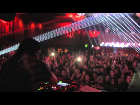 SKRILLEX - CHAPPELLE TAKES OVER THE TAKEOVER @ THE INDEPENDENT SF - 2.3.2014