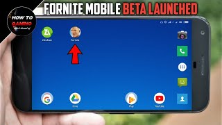 || FINALLY FORTNITE MOBILE BETA APK LAUNCHED|| APK+OBB|| HOW TO DOWNLOAD FORTNITE MOBILE ON ANDROID||
