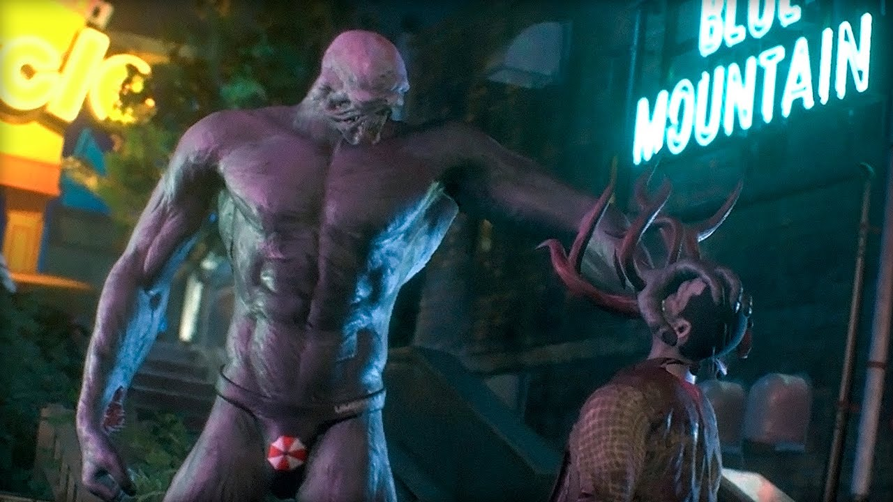 Nemesis In Beach Trunks Is The True Resident Evil 3 Remake Horror