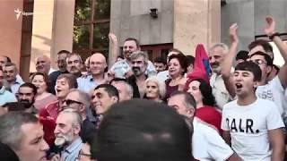«Սասնա ծռերի» առանցքային անդամներ Արայիկ Խանդոյանը և Վարուժան Ավետիսյանը կալանքից ազատ արձակվեցին