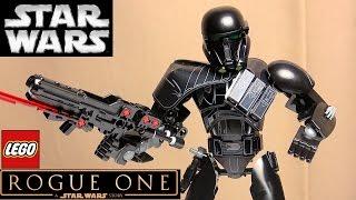 LEGO Star Wars 75121 Имперский штурмовик смерти. Обзор фигурки Лего Звёздные войны Изгой-Один(LEGO Star Wars 75121 Имперский штурмовик смерти. Обзор фигурки Лего Звёздные войны Изгой-Один. В данном видео вы..., 2016-09-29T10:15:34.000Z)