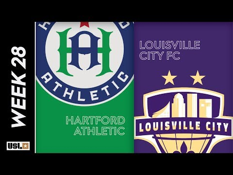 Hartford Athletic vs. Louisville City FC: September 14th, 2019