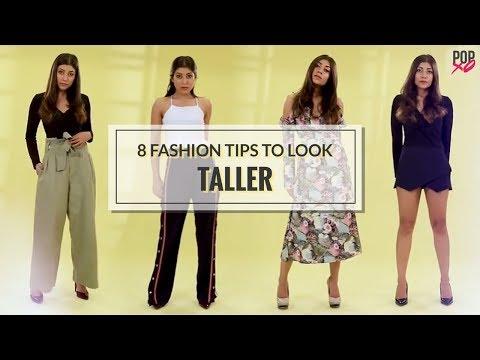 8 Fashion Tips To Look Taller - POpxo Fashion