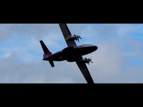 CIAF 2017 Evektor EV-55 Outback