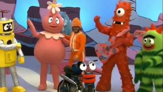 Yo Gabba Gabba - Goodbye Song with Jack Black
