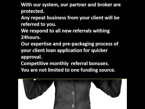 Our partner & broker program.