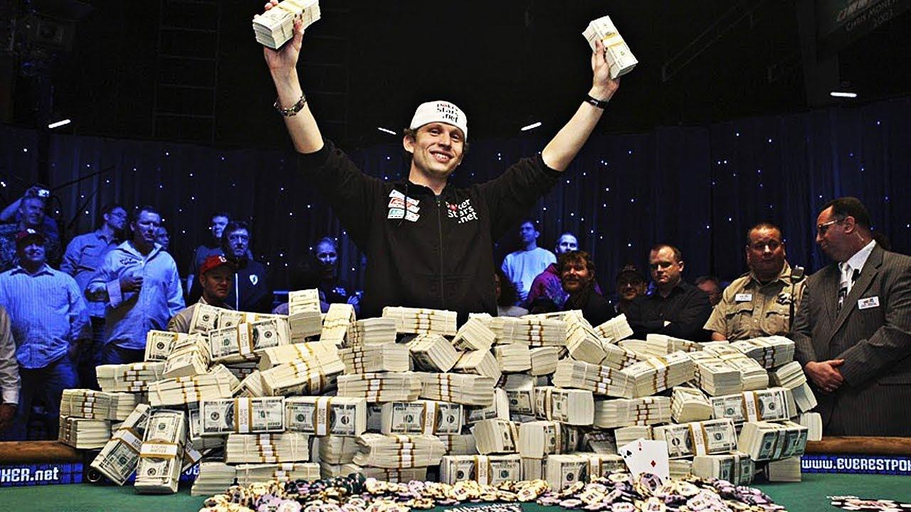 ¿Quiénes son los máximos ganadores en la historia del póker?