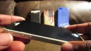 Iphone 5/5s Privacy Screen Filter -how To Stop People From Seeing Your Screen