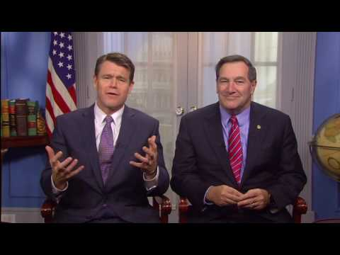 Senator Donnelly and Senator Young on GPO Style Guide