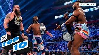 Top 10 Mejores Momentos de SmackDown En Español: WWE Top 10, Dec. 27, 2019