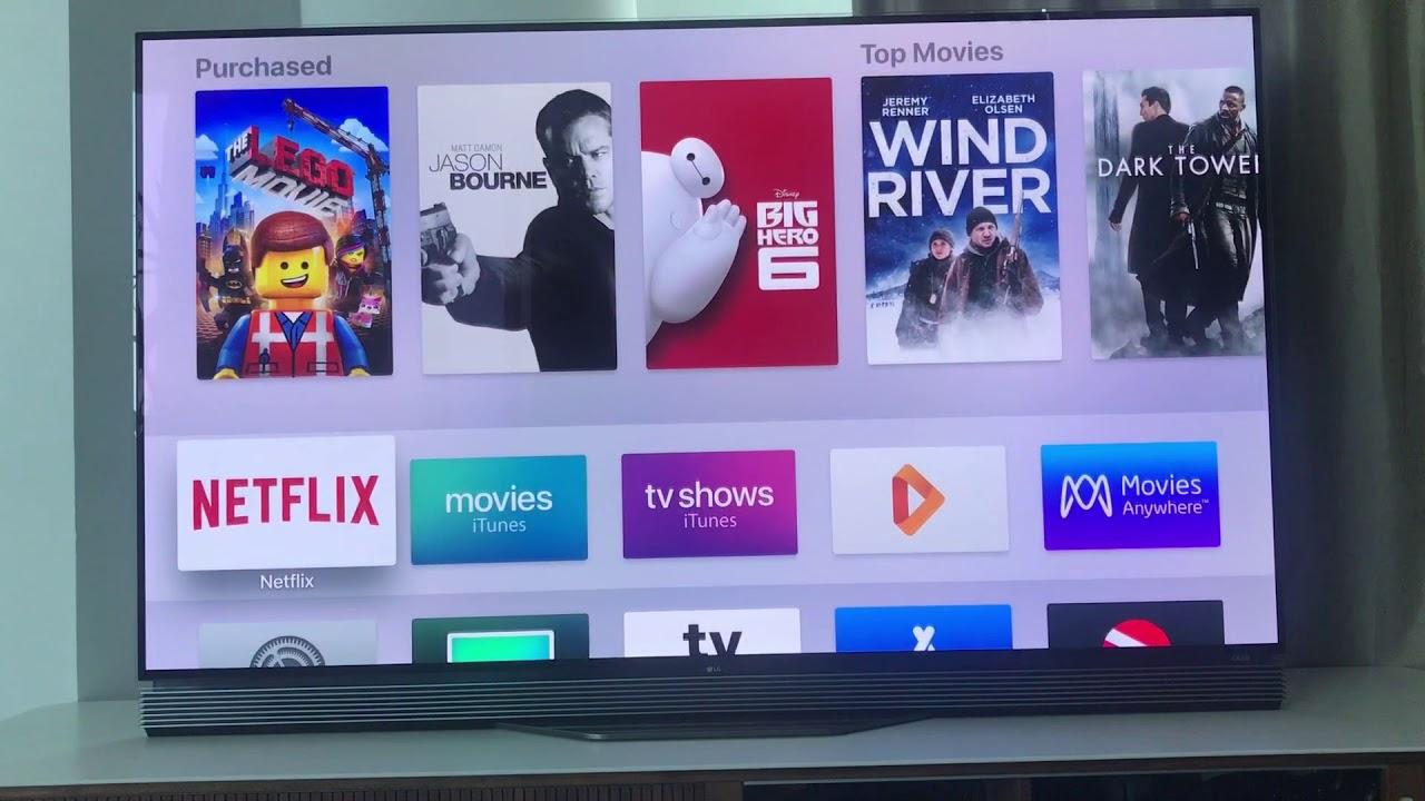 Apple TV 4K review - FlatpanelsHD
