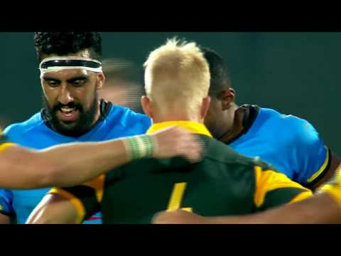International Invitation Men at the 2017 Emirates Airline Dubai Rugby Sevens