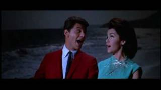 Frankie and Annette - I Think, You Think (contrapuntal duet)